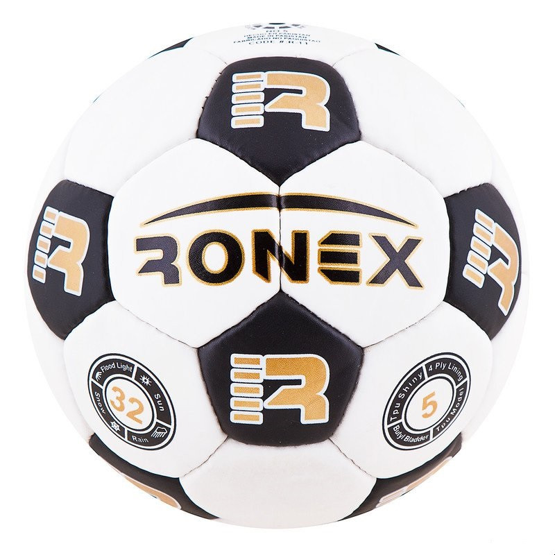 Мяч футбольный Grippy Ronex. Размер 5