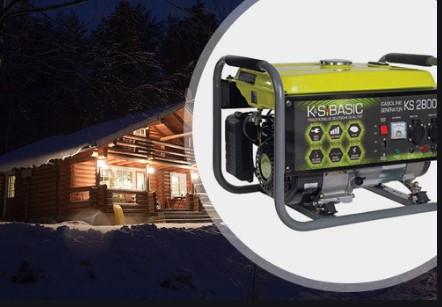генератор K&S BASIC KS 2800C