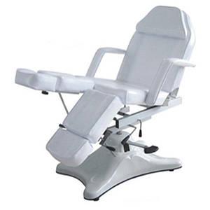 Кушетка педикюрная-косметологическая ZD823AS кресло кушетка для педикюра на гидравлике две раздельные подножки