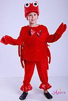 Карнавальный костюм Краба (Рака) для мальчика