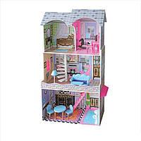 Деревянный домик для кукол C 31812 (1)