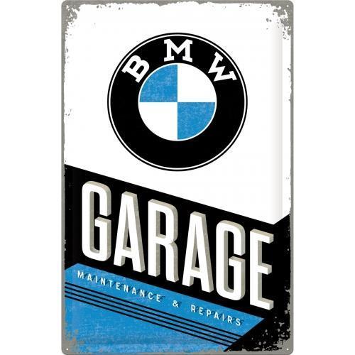 Постер Nostalgic-Art BMW - Garage (24003)