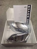 Хром хромовые накладки на зеркала Land Range Rover L322 Range Rover Sport  новые