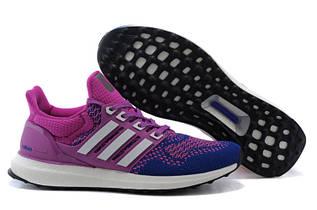 Кроссовки женские Adidas Ultra Boost / ADW-238 (Реплика)