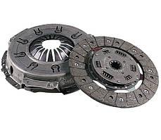 Зчеплення ЗІЛ 130, 5301 (корзина пелюсткова + диск + вижимна муфта) (RIDER)