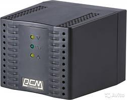Стабилизатор Powercom TCA-1200 black