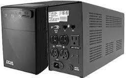 Источник бесперебойного питания Powercom BNT-1000AP Schuko, USB