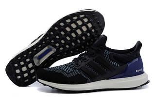 Кроссовки женские Adidas Ultra Boost / ADW-242 (Реплика)