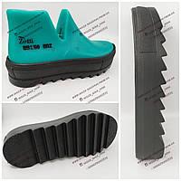 Подошва для обуви женская- 89150 Спорт-комфорт. PU.Колодка: люси,ультра,89150.Цвет:черный.