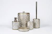 Комплект в ванную Irya - Cass (5 предметов)