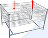 Стол презентационный  сп 1200 х 800 х 800/600
