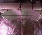 Отражатель/Рефлектор 450 * 400 мм из алюминия для ДНаТ (150-250 Вт), фото 4
