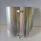 Отражатель/Рефлектор 450 * 400 мм из алюминия для ДНаТ (150-250 Вт), фото 6