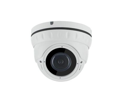Камера видеонаблюдения AHD 2Мп купольная уличная вариофокальная 2.8...12мм DT