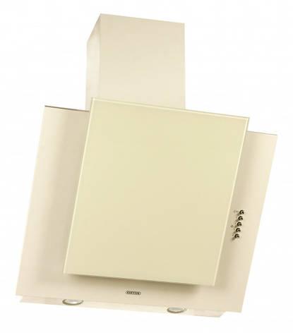 Кухонная вытяжка Eleyus Титан LED А 750 / 60 (белая, бежевая), фото 2