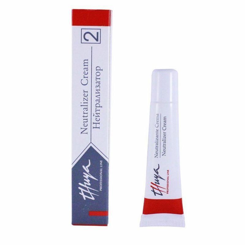 Склад №2 THUYA кремовий нейтралізатор для ламінування вій та довготривалої укладання брів