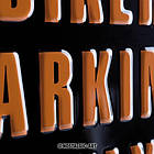 Табличка Nostalgic-Art Biker Parking Only (20381), фото 2