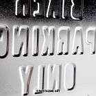 Табличка Nostalgic-Art Biker Parking Only (20381), фото 4