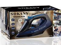Электрический утюг 2400 Вт Sokany SK-6028, фото 1