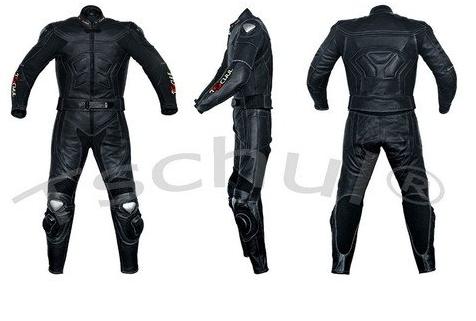 Мотокомбинезон Tschul 725 (Black)
