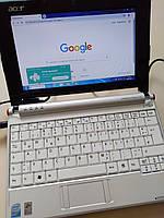 Нетбук Acer Aspire one ZG5 б/у