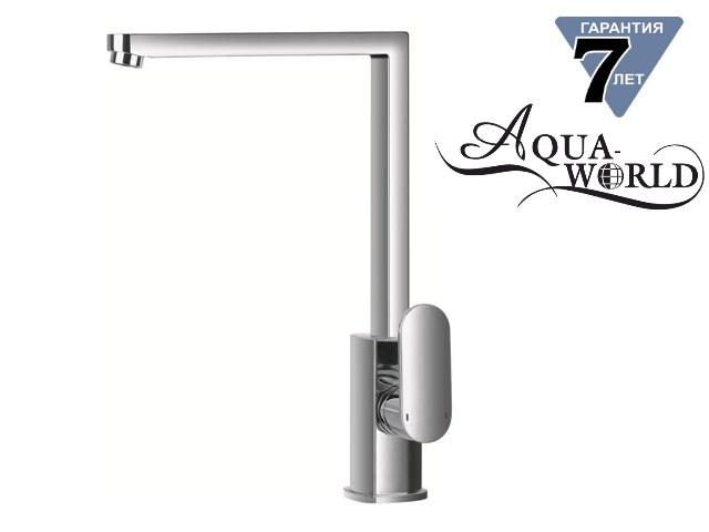 Смеситель для кухни однорычажный Aqua-World СМ35СМ.16
