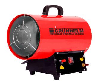 Газовый обогреватель Grunhelm GGH-15, фото 2