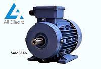 Электродвигатель 5АМ63А6 0,18 кВт 1000 об/мин, 380/660В