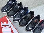 Мужские кроссовки Nike Air Max 270 (черно-оранжевые), фото 2