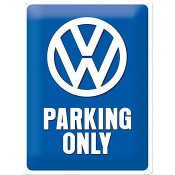 Табличка Nostalgic-Art VW Parking Only (23135)