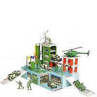 Игровой набор Военная база