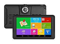 """Навигатор - видеорегистратор Terra M515, экран 7"""", CPU x 4, 1/16Gb Android"""
