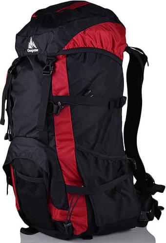 Рюкзак туристический 40 л. ONEPOLAR (ВАНПОЛАР) W1208-red красный