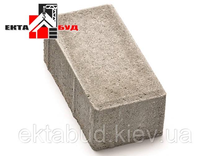 Брусчатка 8 (20х10) Серый / Бруківка 8 (20х10) Сірий