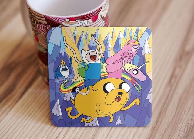 Костер Время приключений / Adventure time