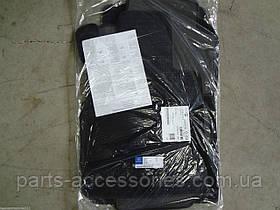 Mercedes GLK X204 X 204 коврики велюровые чёрные новые оригинал 09-15