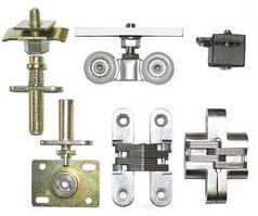 Ролики раздвижной системы EKF ESZ-120005 (Ролики раздвижной)