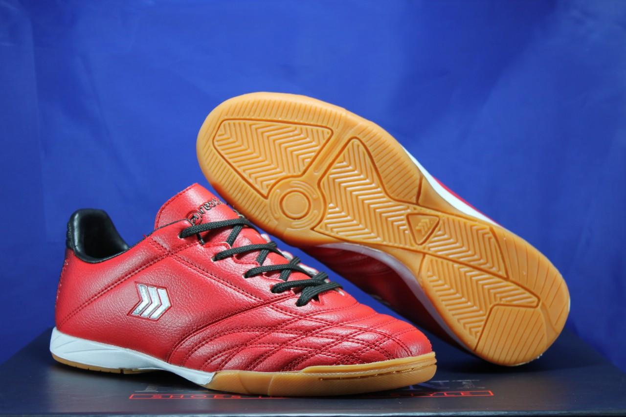 Обувь для футбола, подростковые красные бампы Restime