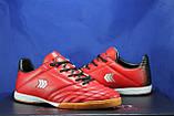 Обувь для футбола, подростковые красные бампы Restime, фото 4