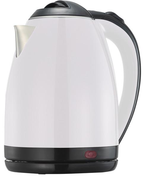 Электрический чайник Delfa DK 3500 Х white