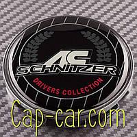 3613 6783536 Колпачек для оригинального диска BMW AC Schnitzer цветной логотип