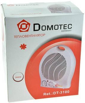 Тепловентилятор Domotec DT-3100 2000W, фото 2