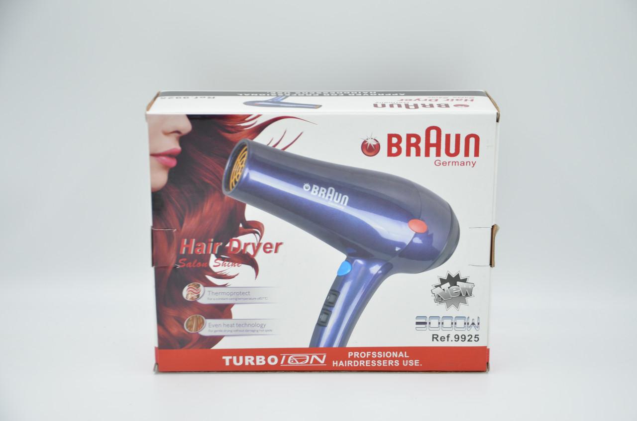 Профессиональный фен Braun RCE - 9925