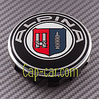3613 6783536 Ковпачок для оригінального диска BMW Alpina, фото 1