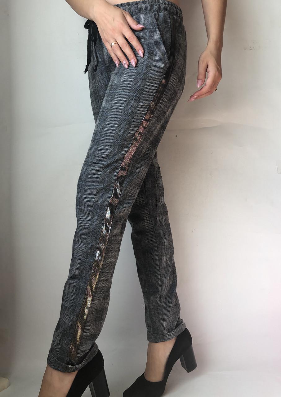 Осенние женские брюки № 008