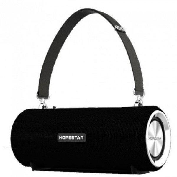 Мощная портативная Bluetooth колонка с влагозащитой Hopestar H39 Sound System Pro Black