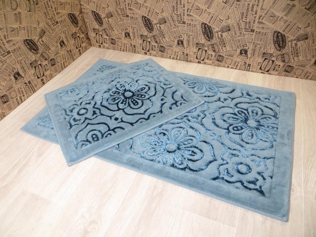 Набор ковриков для ванной Люкс 60Х100