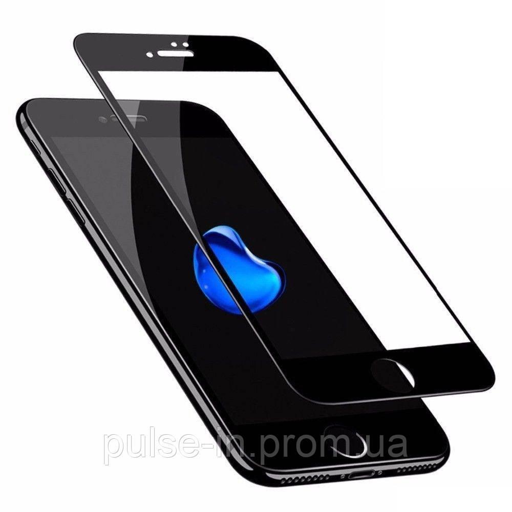 Защитное стекло Vander 5D для Apple iPhone 7/8 Black