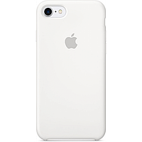 Чехол qCase Apple Silicone Case для iPhone 7/8 White (MMWF2)