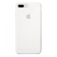 Чехол qCase Apple Silicone Case для iPhone 7 Plus/8 Plus White